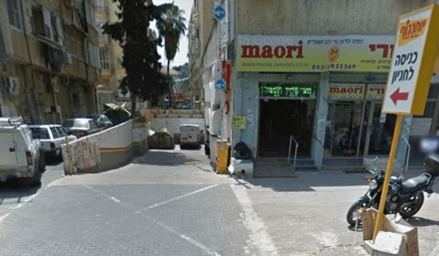 חניון יוחננוף-רחובות